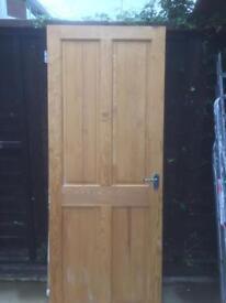 6 Pine Interior Doors