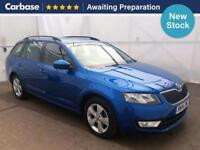 2014 SKODA OCTAVIA 1.6 TDI CR GreenLine III 5dr Estate