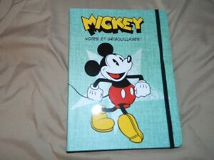 Mickey Mouse Notes et Gribouillages (français)