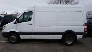 2012 Mercedes Benz 3500 sprinter RAISED ROOF