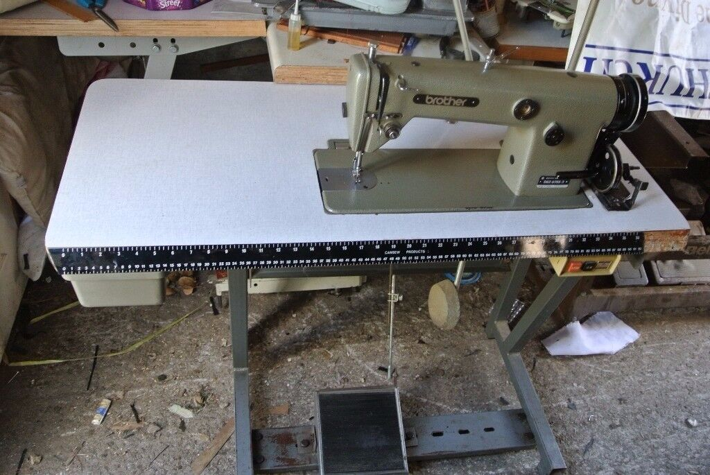 BROTHER Industrial Machine Model DB40B4040 In Southmead Bristol Stunning Db2 B755 3 Brother Sewing Machine Parts
