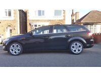 Ford Mondeo 2.2 TDCI Titanium X Estate - Black, 173 BHP