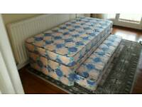 3ft airsprung bed with pull out extra bed