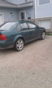 1999 Volkswagen jetta EXCELLENT BODY CONDITION