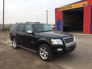 2008 Ford Explorer AWD -FINANCING AVAILABLE! CALL 7809182696