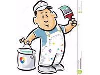 Interior and Exterior Painter Available