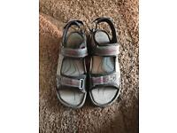 New size 12 sandals