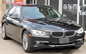 2014 BMW 3 Series 328i xDrive/\LEATHER/\SUNROOF/\BACK UP/NAVI