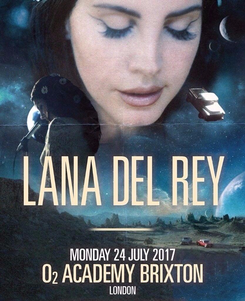 1x lana del rey ticket o2 academy brixton monday 24th july 1x lana del rey ticket o2 academy brixton monday 24th july kristyandbryce Images