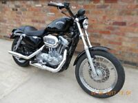 2005 screamin eagle sportster