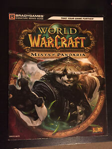 World of Warcraft - Mists of Pandaria Guidebook