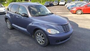 2007 Chrysler PT Cruiser Automatic transmission,
