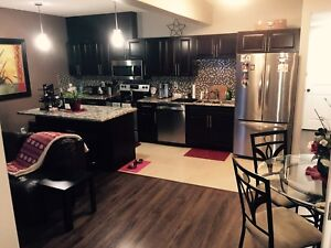2 bedroom legal walkout suite in eagle ridge