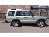 Landrover Discovery 2.5 TD5