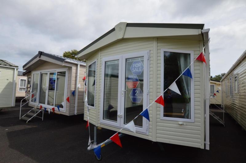 Static Caravan Chichester Sussex 2 Bedrooms 6 Berth Pemberton Marlow 2016