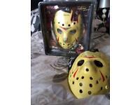 Friday the 13th Jason masks