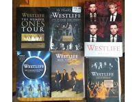 Westlife Collection (9 CDs, 5 DVDs, 1 Book)