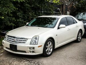2007 Cadillac STS 4 AWD, LEATHER, BOSE
