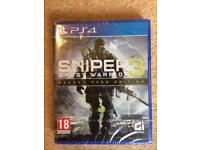 Sniper Ghost Warrior 3 Ps4 New