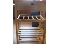 storage kitchen cabinet.