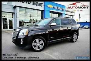 2014 GMC TERRAIN AWD SLE-2 / GROUPE CHROME ET COMMODITÉ
