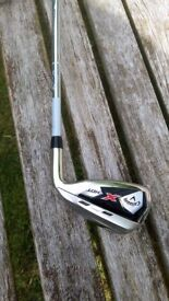 Set of Callaway X Hot Irons 5 to SW