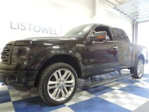 2013 Ford F-150 Limited Supercrew SWB 4WD New Brakes |New Tires|