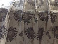 Laura Ashley Kimono curtains