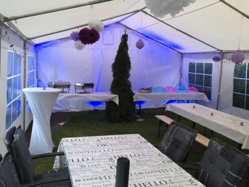 Festzelt Pavillon Design : Partyzelt m pavillon festzelt bierzelt pvc mieten in