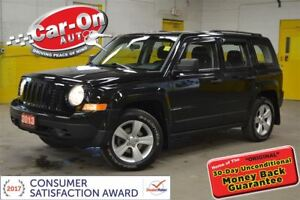 2013 Jeep Patriot SPORT A/C ALLOYS ONLY 65,000 KM