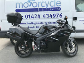 Triumph Sprint ST 1050 / Sports Tourer / Nationwide Delivery / Finance