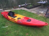Feelfree juntos 11ft kayak for fishing or play