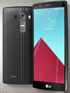"NEW-Unlocked-Sealed- LG G4 5.5"" Smartphone - Black - $265"