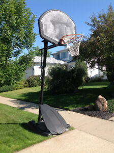 Huffy Tuff Basketball Hoop - Portable