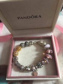 GENUINE PANDORA - MY COLLECTION