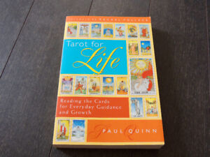Tarot for Life by Paul Quinn Paperback Book *Excellent*