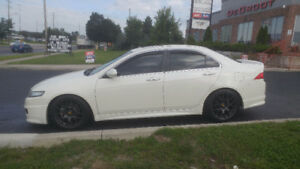 2006 Acura Tsx A-Spec 6-Speed Manual + Navigation