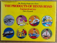 ***The Products of Binns Road: A General Survey - The Hornby Companion Series***