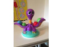 Little tikes spin and go octopus toy