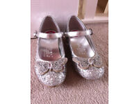Glittery Princess Heels - Size 13