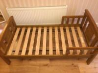 John Lewis Boris Toddler Bed - Good Condition