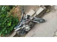 Stomp pit bike 110