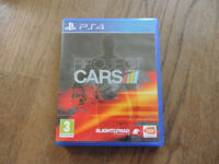 Project Cars PS4 Game 2015