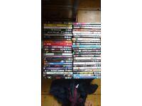 68 DVD movies. DVD film joblot. Excellent selection of films - bargain!