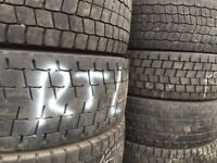 Used tyres - used truck tyres for export