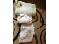 Owl Cot Bedding and Sheets