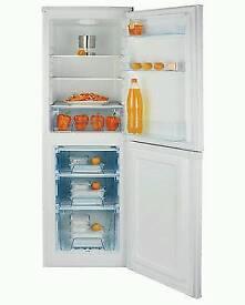 Stateman fridgefreezer with reversable doors