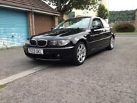 BMW E46 318ci Coupe (2.0L Petrol) - ONLY 74,000 Miles - MOT May 2018 -