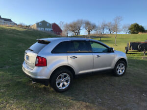 2011 Ford Edge SEL FWD SUV, Crossover