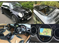 "2004 Mini Cooper S - HUGE SPEC!!! SAT-NAV - LEATHER - HARMAN KARDON - 18"" ALLOYS - ELECTRIC PAN ROOF"